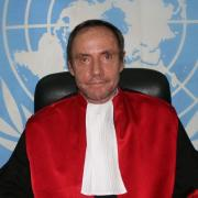 Judge Vagn Joensen (Denmark) - ICTR President since February 2012.