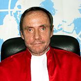 Judge Vagn Joensen (Denmark) ICTR President since February 2012.